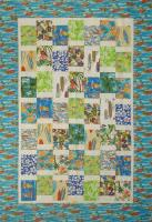 Beach Party Quilt Pattern NJD-109