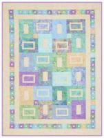 Sea Glass Quilt Pattern NJD-111