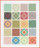 Uptown Stripes Quilt Pattern NJD-114