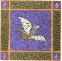 Dragon on the Wind Pattern NS-25