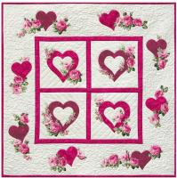 Hearts and Flowers Pattern NS-29
