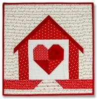 Home is Where the Heart Is Pattern NS-42
