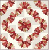 Dresden Fan Quilts Pattern NZP-Q002