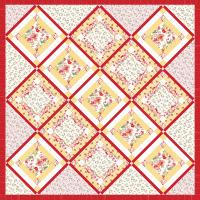 Nested 9-Patch Quilt Pattern NZP-Q004