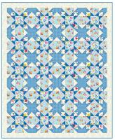 Afternoon Picnic Quilt Pattern NZP-Q007