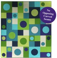 I See Spots Double/Queen Quilt Pattern NZP-Q018
