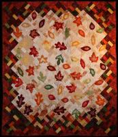 Whispering Leaves Quilt Pattern PAD-111