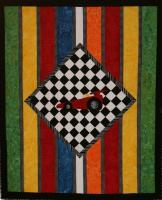 The Race Car Quilt Pattern PAD-128e