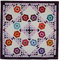 Purple Mist Quilt Pattern PAD-143e