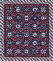 A Star is Born Quilt Pattern PC-104