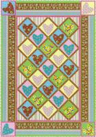 What a Hoot Groovin Quilt Pattern PC-106