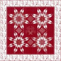 Japanese Sampler Quilt Pattern PC-111