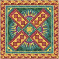 Stonehenge Beauty Quilt Pattern PC-117