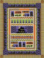 Happy Halloween Quilt Pattern PC-143