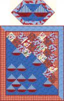 Bar Harbor Quilt Pattern PC-153
