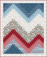 Alpine Village Quilt Pattern PC-154