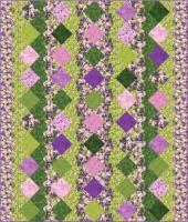 Lilac Lanes Quilt Pattern PC-167