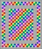 Candied Peel Quilt Pattern PC-178