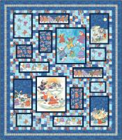 Snow Much Fun Quilt Pattern PC-192