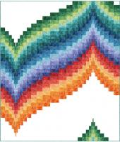 Cosmic Wave Quilt Pattern PC-194