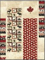 Canadian Shield Quilt Pattern PC-215