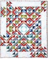 Abstract Quilt Pattern PC-217