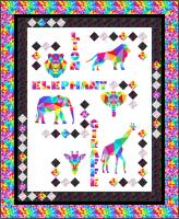 Glass Menagerie Quilt Pattern PC-226