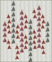 Tree Line Quilt Pattern PC-230