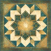 Solstice Star Quilt Pattern PC-233