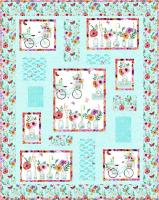 Gallery Quilt Pattern PC-234