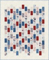 Sidewalks of Paris Quilt Pattern PC-243