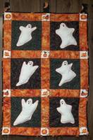 Ghosties Quilt Pattern PCG-2104e