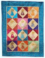 Hawaiian Sue Quilt Pattern PCG-2113e