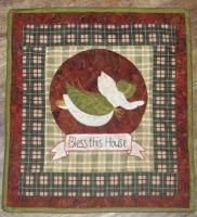 Bless this House Quilt Pattern PCG-2144e