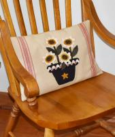 Feeling Sew Daisy Pillow Pattern PGT-109