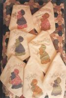 Sunbonnet Sue Days -Week Pattern PLD-406