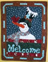 A Warm Winter Welcome Pattern PLD-551
