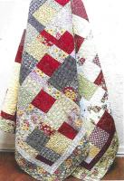 Fat Quarter Frolic Quilt Pattern PLD-640