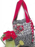The Black Dahlia Bag Pattern PLD-647