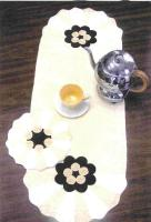 Black Eyed Susan Table Runner Pattern PLD-808