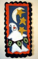 Wooly Walley - Boo Pattern PLD-889