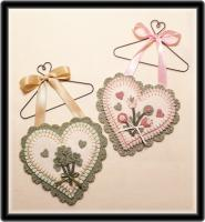 Sweet Hearts Wool Pattern PLP-219e