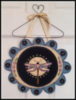 Moon Dance Wall/Table Mat Pattern PLP-223e