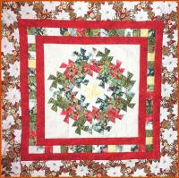 Wreath and Garland Quilt Pattern PM2-13115