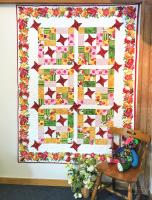 Scrappy Friends Quilt Pattern PM2-18101