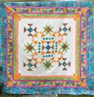 Summer Storm Quilt Pattern PM2-19108