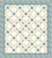 Carousel Quilt Pattern PM2-19110