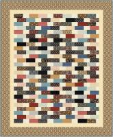 Chain Mail Quilt Pattern PM2-19116