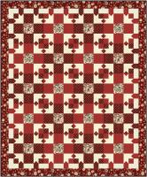 Fair Flags Quilt Pattern PM2-20104