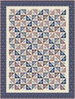 Kissing Cousins Quilt Pattern PM2-20114